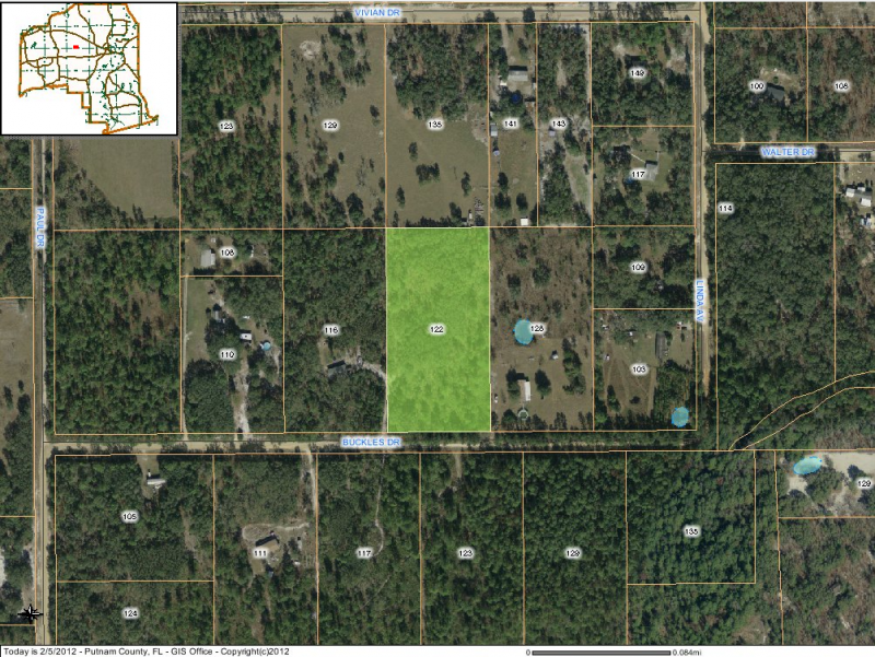 Islands For Sale - Putnam County Lots and Acreages