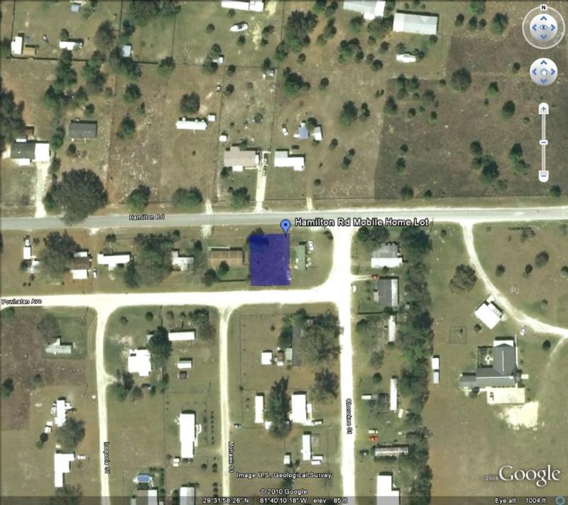 Hamilton Rd Mobile Home Lot