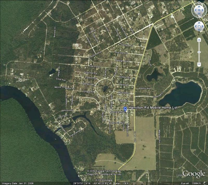 Islands For Sale - Satsuma, Florida Lots  By Owner Financing