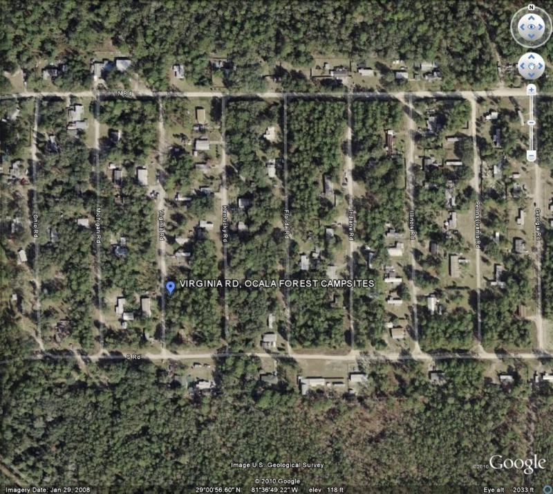 OCALA FOREST CAMPSITES
